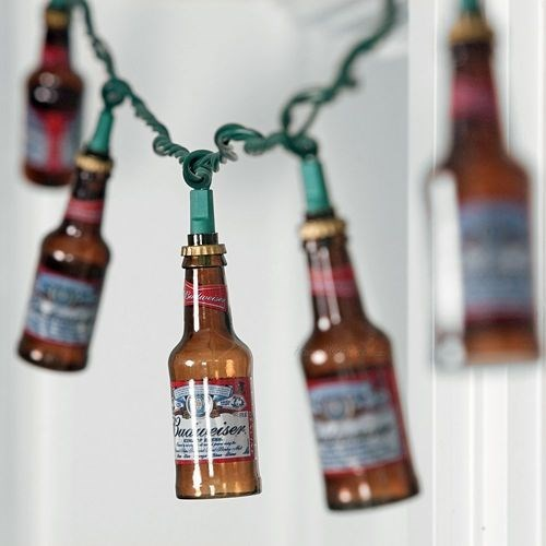 beer christmas funny lights - 7969166336