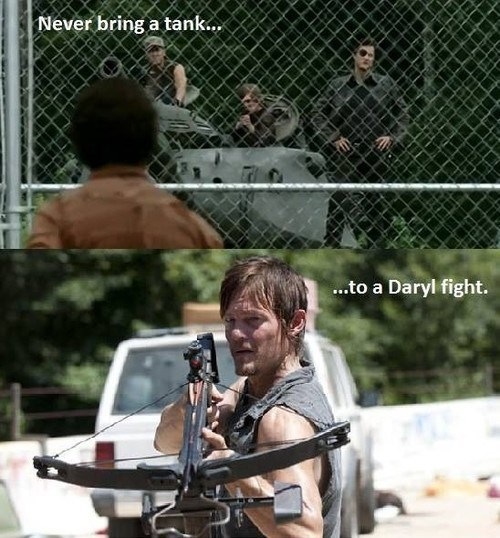 daryl dixon,tank,the governor
