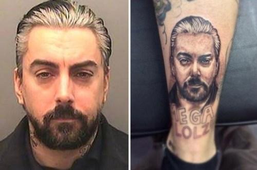 bad taste tattoos the lost prophets - 7969609984
