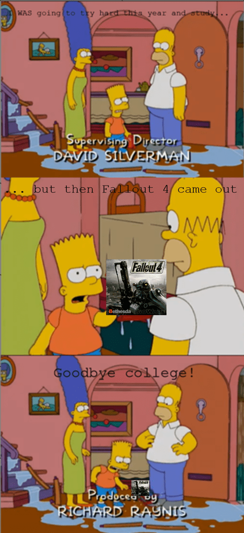 the simpsons video games fallout 4 - 7969678592