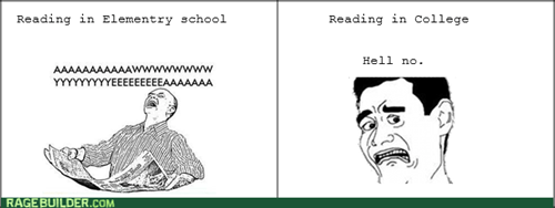 elementary school reading books college - 7969878272