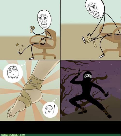 me gusta Okay ninjas ace bandages