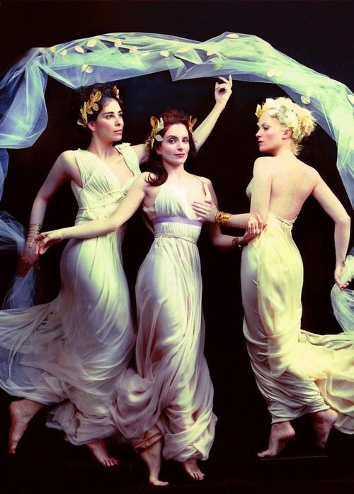 Amy Poehler,Sarah Silverman,tina fey