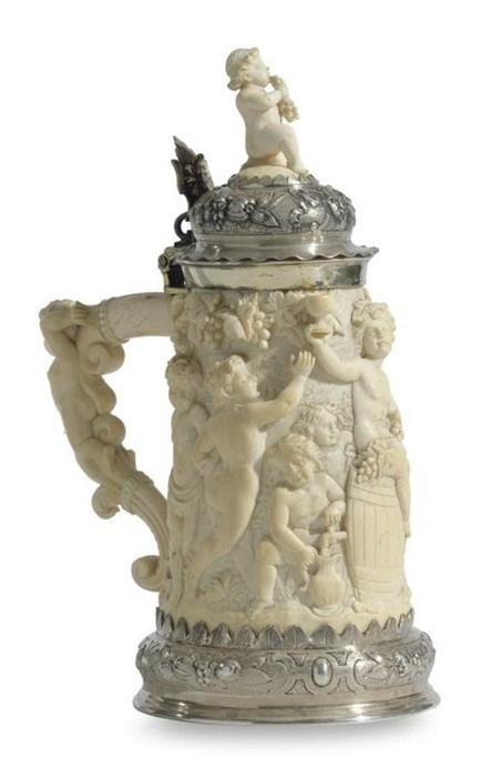 cherubs german funny stein - 7970103296