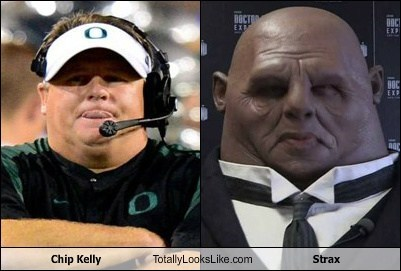 totally looks like strax chip kelly - 7970170880