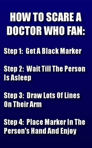 Need to Scare a Whovian Half to Death?