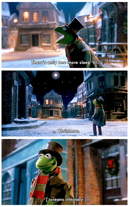 christmas the muppets - 7970224384