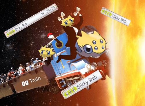 Galvantula hype Pokémon OU - 7970259968