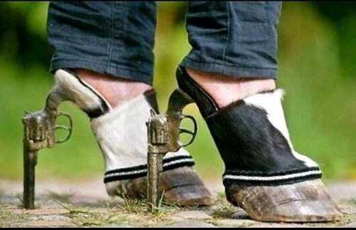 guns shoes murica - 7970270976