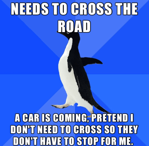 cars,Memes,socially awkward penguin