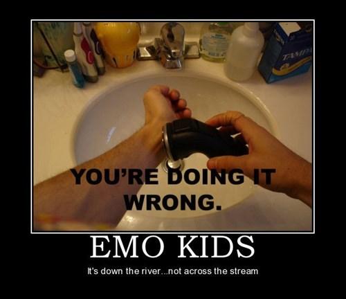 emo funny hair wtf - 7970412544