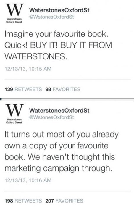 books christmas waterstone failbook g rated - 7970432512