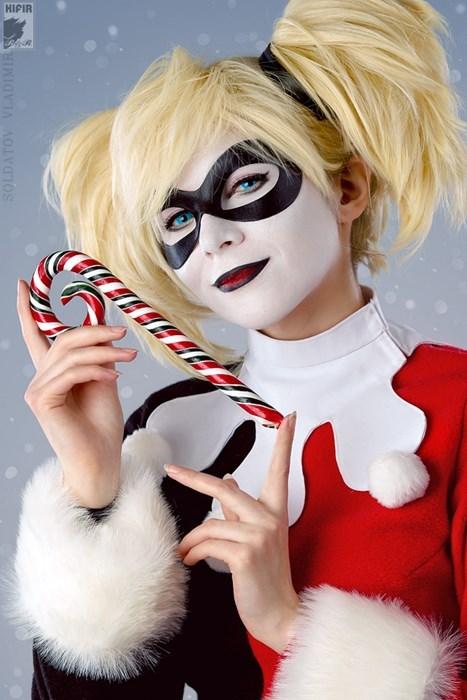 cosplay,batman,superheroes,Harley Quinn