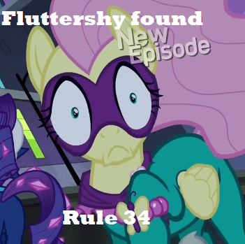 fluttershy Rule 34 sad pony - 7970642688