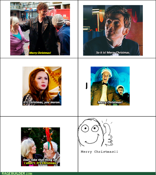 doctor who christmas tv shows