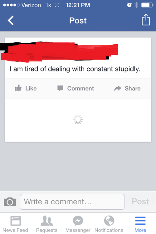 typos,stupidly