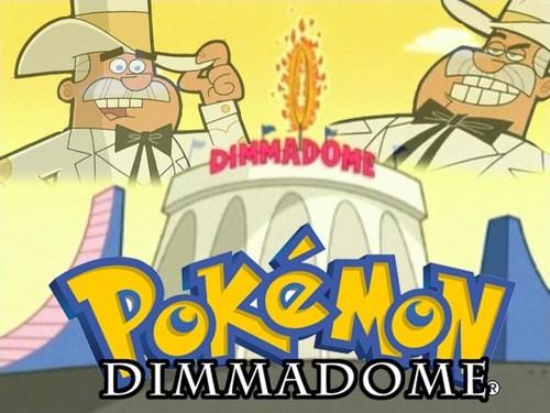 Fairly Oddparents Pokémon dimmadome - 7971920896