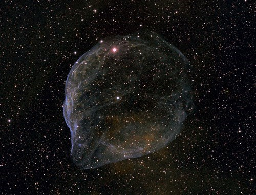 Astronomy funny science cosmic bubble - 7972971520