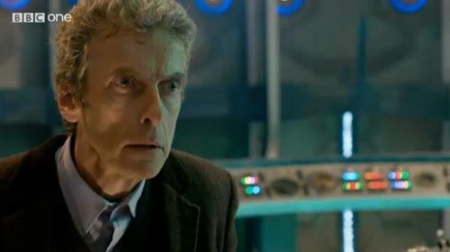12th Doctor spoilers Peter Capaldi christmas specials - 7973025536