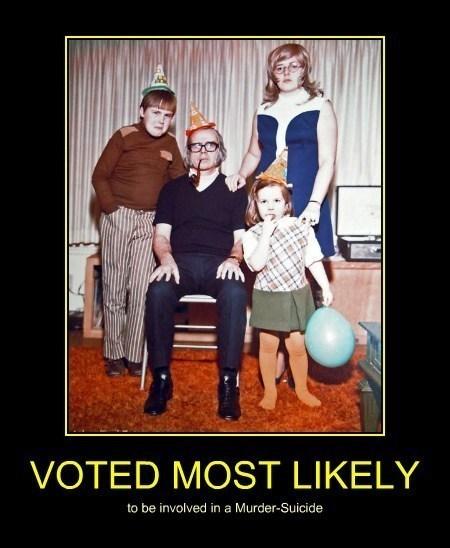 family creepy funny wtf - 7973150976