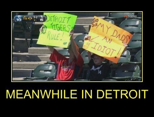football detroit kids lions parents