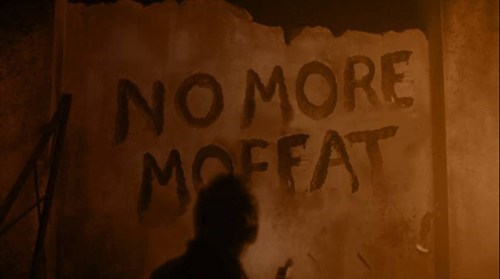 doctor who,no more,Steven Moffat
