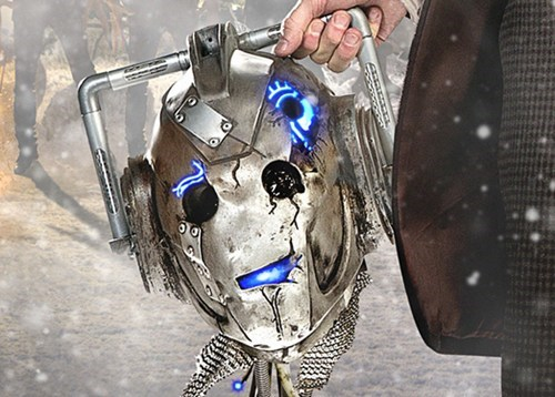 christmas special doctor who cybermen handle - 7973442560