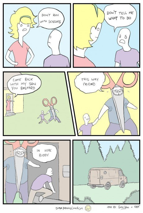 scissors web comics advices - 7973921792