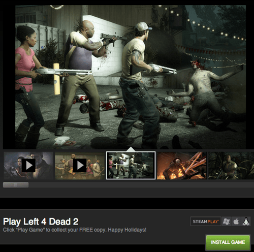 free Left 4 Dead pc games l4d2 steam Video Game Coverage - 7973974784