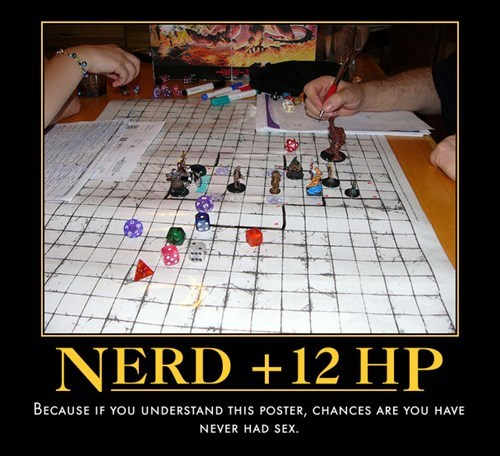 d&d nerds sexy times funny - 7974075904