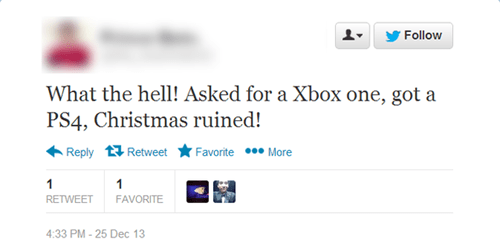 christmas,kotaku,list,video games,twitter,wrongconsole,failbook