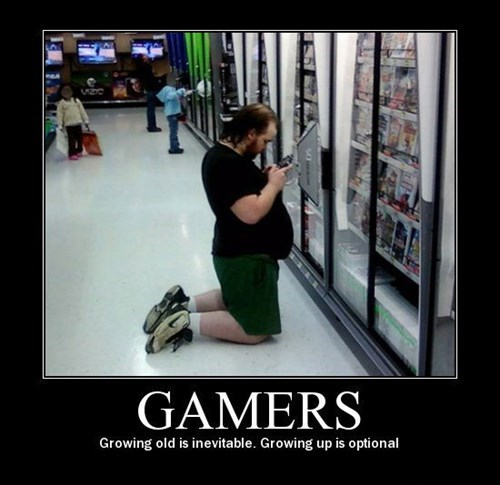nerds gamers funny growing up video games - 7974114048