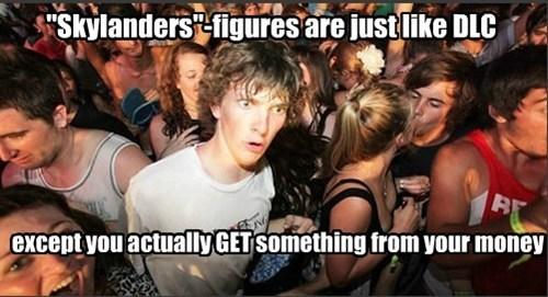 DLC Memes skylanders suddenly clarity clarence - 7974165248