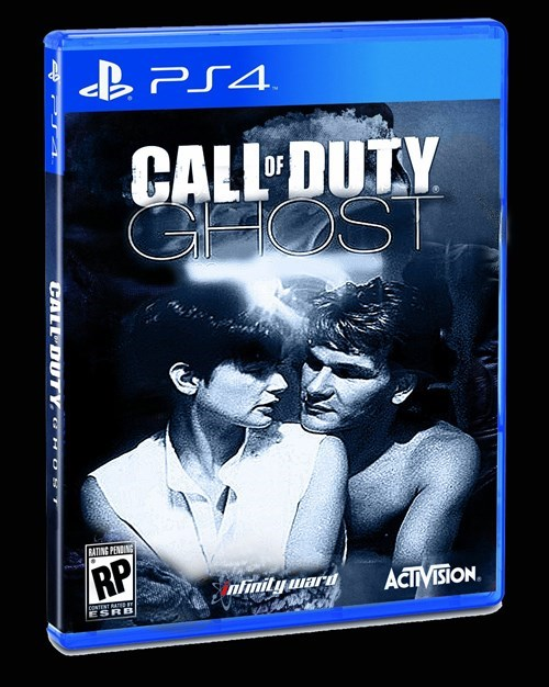 call of duty,ghost
