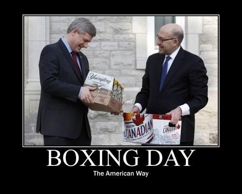 america booze Canada holiday funny - 7974367232