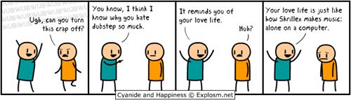 dubstep sad but true relationships web comics - 7974372864