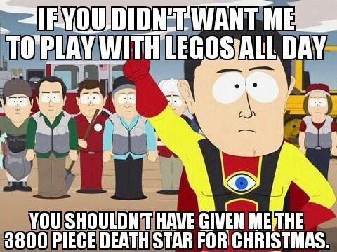 christmas Memes legos presents - 7974379008