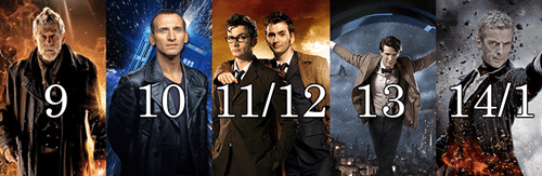 12th Doctor doctor who - 7974507264
