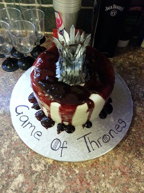 cake,Game of Thrones,noms