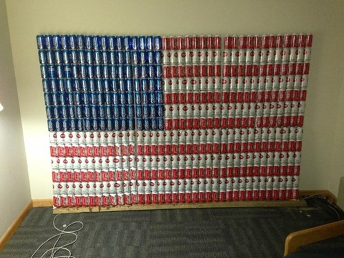 beer,freedom,American Flag