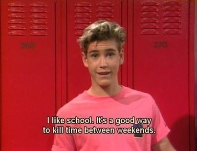 saved by the bell school zack morris funny - 7975102720