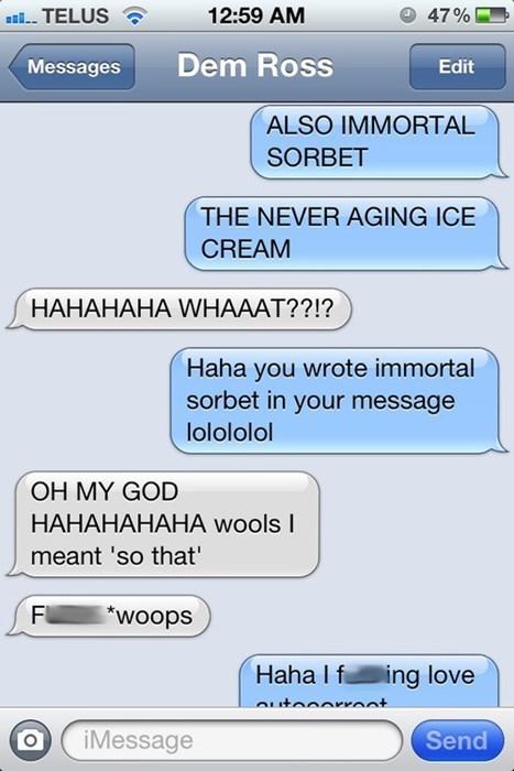 autocorrect,text,sorbet