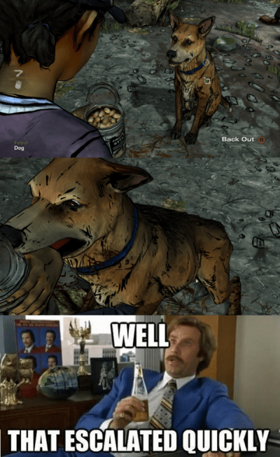 that escalated quickly dogs spoilers The Walking Dead - 7975156224
