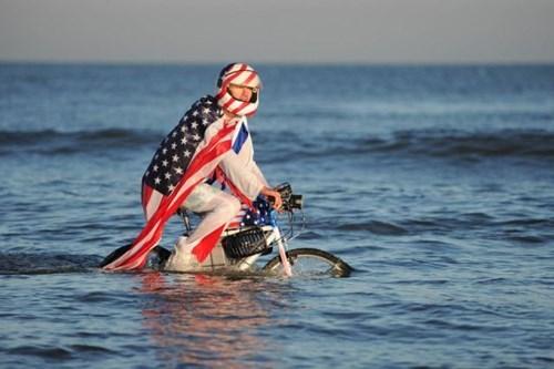 water,america