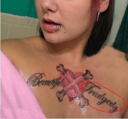 bad,misspelling,tattoos