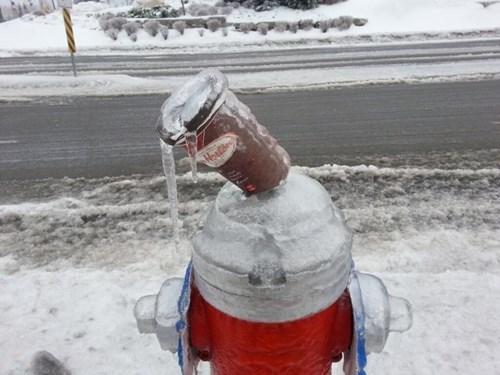 toronto storm winter frozen - 7975308032