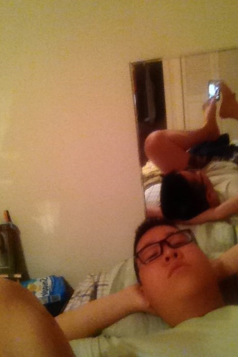 forever alone,girlfriend,selfie,caught slippin