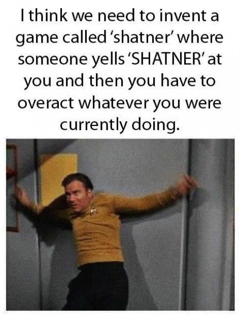 Star Trek William Shatner - 7975337728