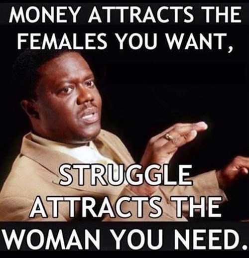Bernie Mac advice wisdom women - 7975386880