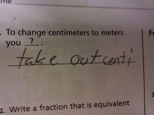 centimeters funny test works - 7975388416